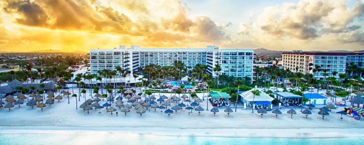 Marriott Resort Aruba