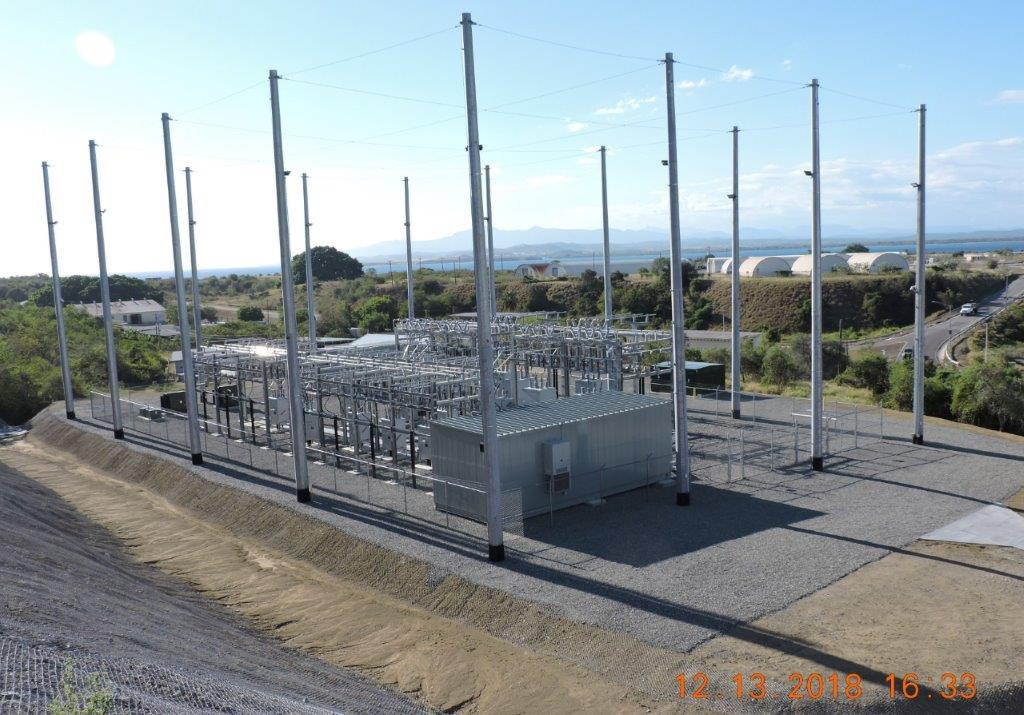 Taurman Ave Substation